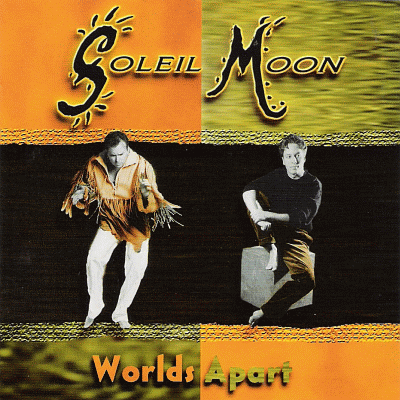 Album cover for Worlds Apart